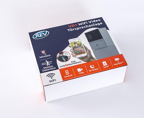 摄像头VD-E瓦彩盒
