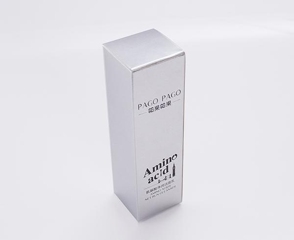 帕果帕果-洁面乳-银卡盒