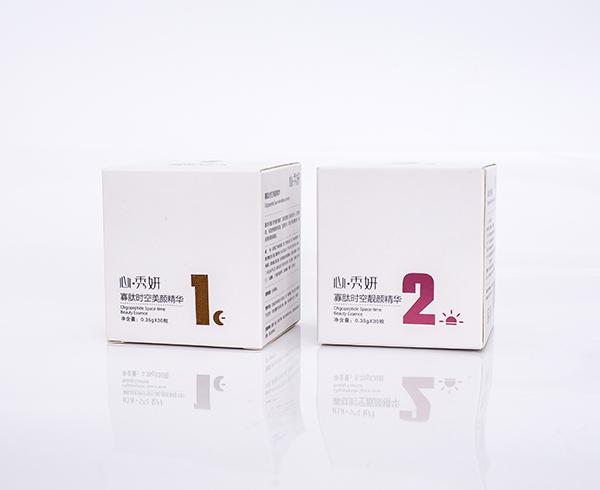 心秀妍-寡肽时空精华-卡纸盒(2款)